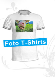 Foto T-Shirt bedrucken